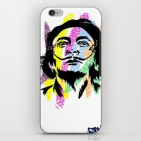 salvador dali iPhone & iPod Skins featuring Salvador Dali by Art of Fernie