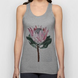 King Protea Unisex Tank Top