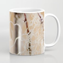 Frozen Plant Coffee Mug