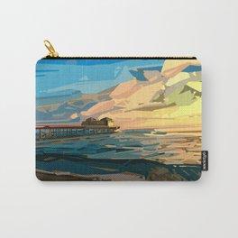 summer beach 1 Carry-All Pouch