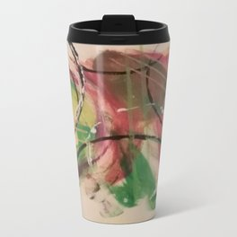 Circular Logic Metal Travel Mug