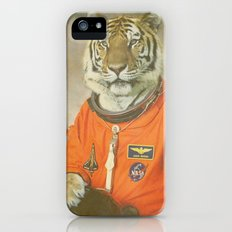 Moon Tiger  iPhone (5, 5s) Slim Case