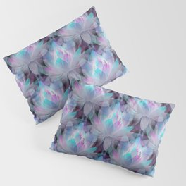 In love with Lotuses.... Pillow Sham