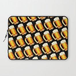 Bier Pattern Laptop Sleeve