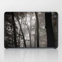 forrest iPad Cases featuring forrest VIII. by Zsolt Kudar