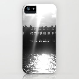Ferry Boat iPhone Case