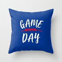 Buffalo Game Day Throw Pillow