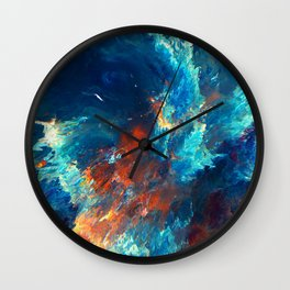 Catch Me Wall Clock