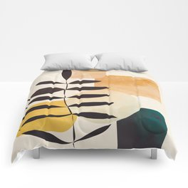 Abstract Elements 20 Comforters