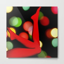 Nocturnal Animals Metal Print