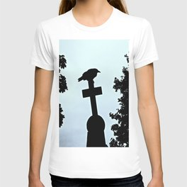 Pere-Lachaise Raven T-shirt