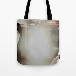 Dirt and Glitter Tote Bag