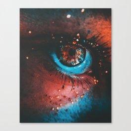 Clean light Canvas Print