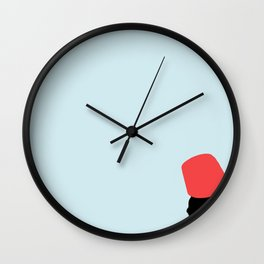 eleven - Doctor who Wall Clock
