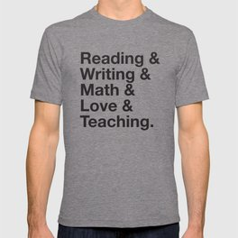 Love Teaching T-shirt
