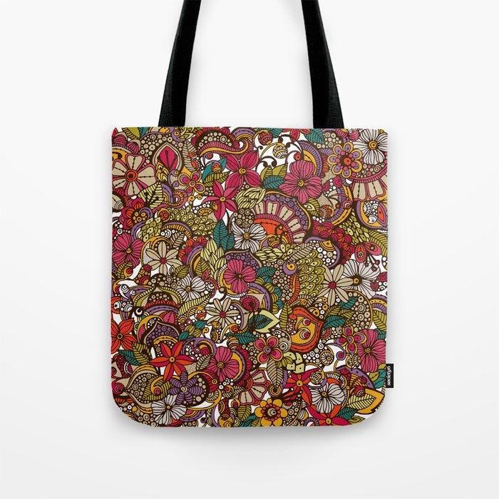 I spy... in colors Tote Bag