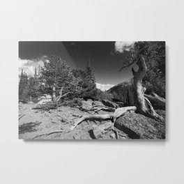 The Loch, Rocky Mountain national park Metal Print