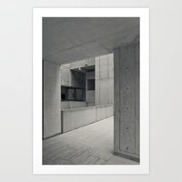 Salk 2 Art Print