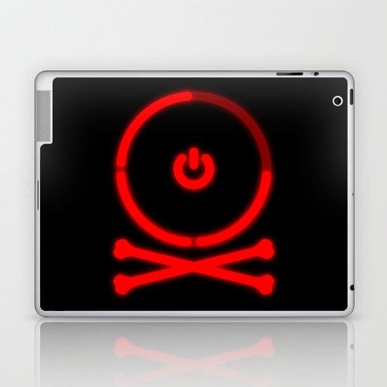 Red Ring Rodger Laptop & iPad Skin