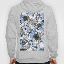 Floral Pattern#4 Hoody