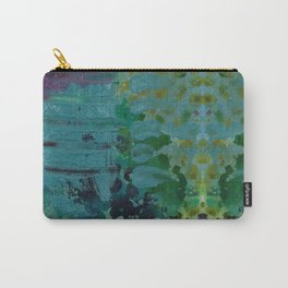 Sound Effects in Teal Carry-All Pouch