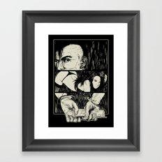 thug life #1 Framed Art Print