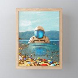 The Social Attempt Framed Mini Art Print