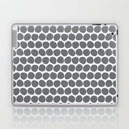Wobbly Pattern Laptop & iPad Skin