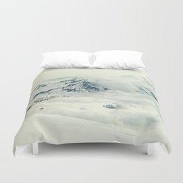 Frozen Planet Duvet Cover