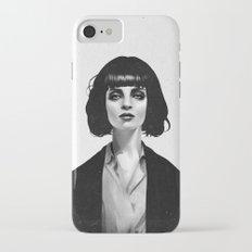 Mrs Mia Wallace iPhone 7 Slim Case