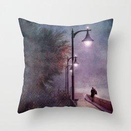 ITALIAN LOVE Throw Pillow