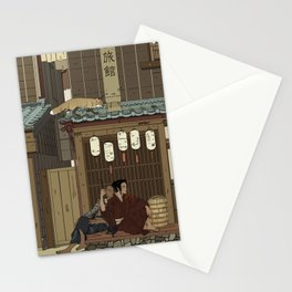 A moment of respite Stationery Cards