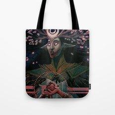 The High Priestess tarot Tote Bag