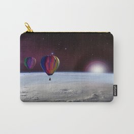 What's Above? Carry-All Pouch