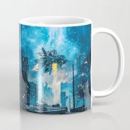 Voyager by Night Coffee Mug