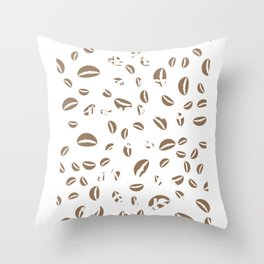 Funny Coffee Lover Gift For Financial-specialists Throw Pillow