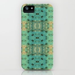 maculis_pattern no1 iPhone Case