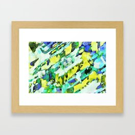 In Search Of.. #214 (series) Framed Art Print