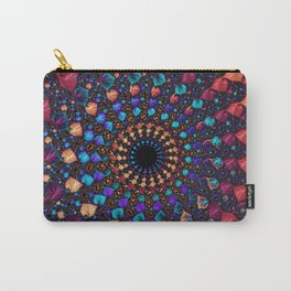 Into The Spiral Carry-All Pouch