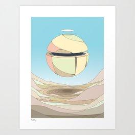 The Sphere Art Print