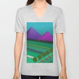 Fields of Dreams Unisex V-Neck