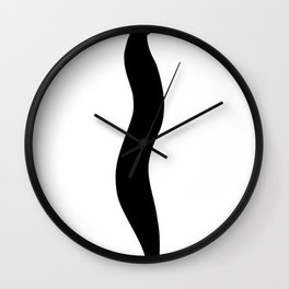 """""""i"""" Wall Clock"""