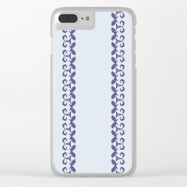 45 Clear iPhone Case