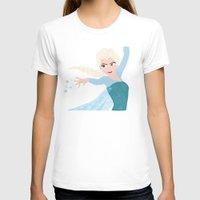 elsa T-shirts featuring ELSA by Lauren Lee Design's