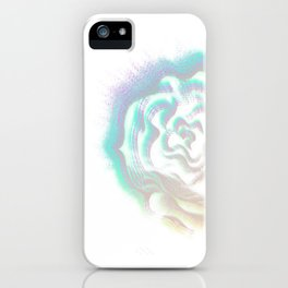 Rosy iPhone Case