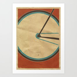 Singlespeed Art Print