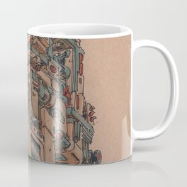 Monument to the Collector Coffee Mug