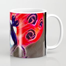 Ladybug&flower Coffee Mug