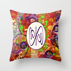 Jenny (#TheAccessoriesSeries)  Throw Pillow