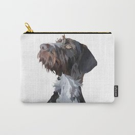German Wirehaired Pointer Carry-All Pouch
